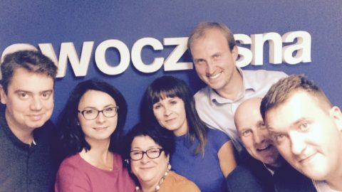 Spotkanie Zarządu regionu mazowieckiego.