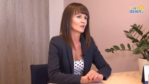 """W najnowszym odcinku programu """"Rozmowa kwalifikacyjna"""" o stanowisko przewodniczącej radomskich struktur Nowoczesnej starała się Katarzyna Kalinowska. Rozmawiała Roksana Chalabry."""
