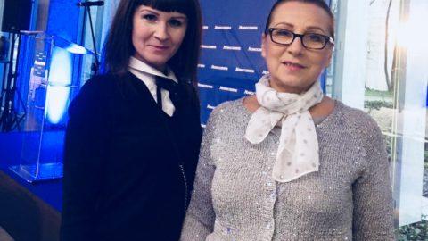 Katarzyna Kalinowska we Władzach Krajowych Nowoczesnej.