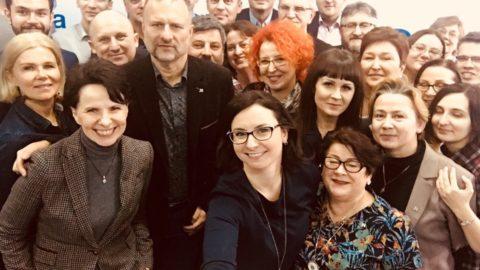 Pierwsza Rada Regionu Mazowsza już za nami.
