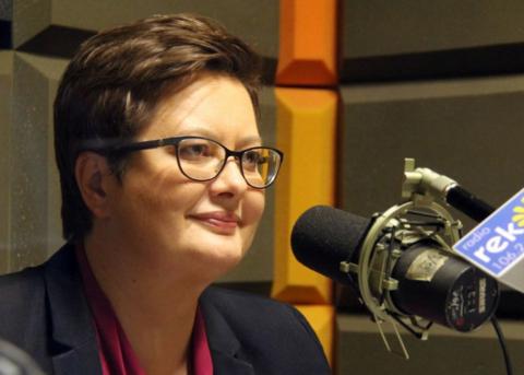 Przewodnicząca Katarzyna Lubnauer gościem w audycji porannej w Radio Rekord.