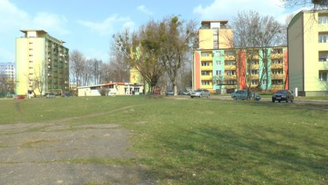 List od mieszkańców osiedla XV-lecia w sprawie skweru przy ul. Sowińskiego i Bema.