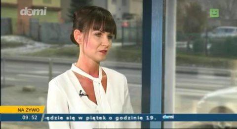 Przewodnicząca Nowoczesnej w Radomiu o aktualnej sytuacji politycznej w Radomiu.