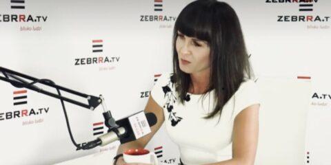 Katarzyna Kalinowska o #KoalicjiObywatelskiej w Zebrra.tv