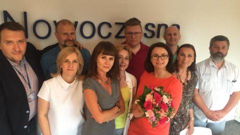 Spotkanie Zarządy Regionu Mazowieckiego.