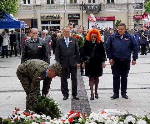 Rocznica uchwalenia Konstytucji 3-Maja | Obchody w Radomiu.