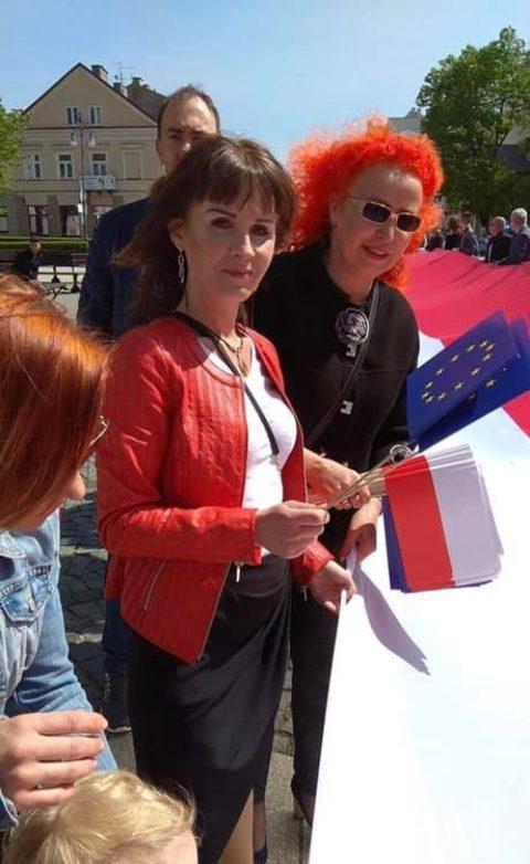 Święto Flagi w Radomiu.